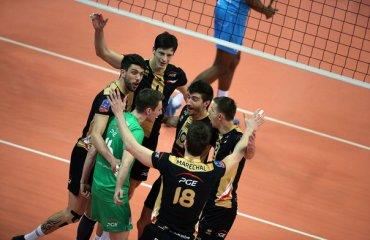 На матч «Скра» – «Зенит-Казань» проданы все 12 тыс. билетов волейбол, мужчины, лига чемпионов