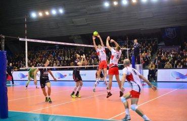 «Белогорье» не поедет в Краков волейбол, мужчины, лига чемпионов
