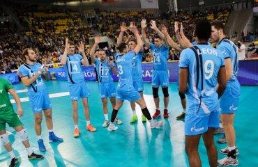 «Зенит» в «Финале четырех» Лиги чемпионов волейбол, мужчины, лига чемпионов