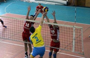 Высшая лига Украины. Чемпион и серебряный призер уже известны волейбол, мужчины, высшая лига, украина