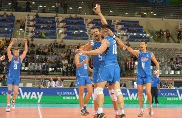 Финал чемпионата мира-2018 пройдёт в Турине волейбол, мужчины,чемпионат мира