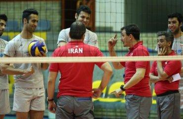 Иранская национальная сборная готовится к олимпийскому квалификационному турниру без Мусави Иран, Рио
