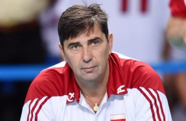 Новым главным тренером «Скры» будет Блэн волейбол, мужчины, польша, скра