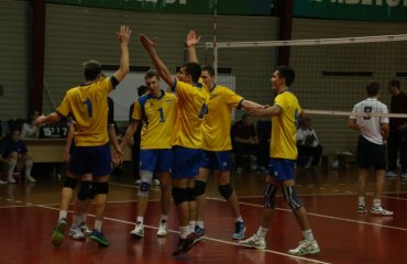 Два спарринга для молодежной сборной Украины волейбол, мужчины, украина, молодежка