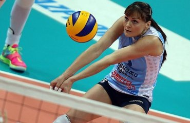 Волейболистка Антонелла Дель Коре заявила, что завершит карьеру после ОИ-2016 волейбол, женщины
