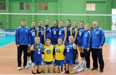 Женская Сборная Украины U19 проиграла первый матч волейбол, женщины, сборная, украина