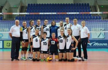 Фото матча «Украина – Польша» U19 волейбол, женщины, сборная, украина, фотографии
