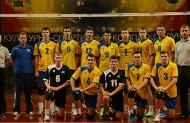 Расписание матчей Мужской Сборной Украины U20 волейбол, мужчины, сборная, украина