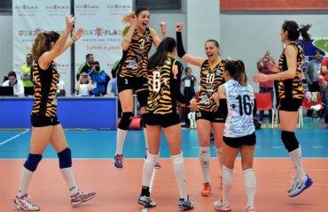 Трансляция финала Кубка Вызова «Трабзон Идман» - «ЦСМ Бухарест»  - 15:00 волейбол, женщины, еврокубки, кубок вызова. трансляция