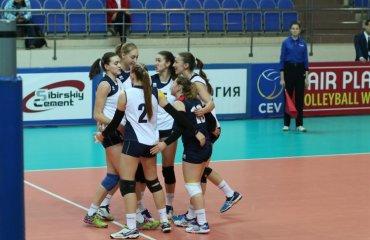 Євро-2016 (U-19, жінки). Україна стала третьою в групі волейбол, женщины, сборная, украина