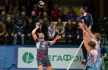 Трансляция матча «Кузбасс» - «Белогорье» - 14:00 волейбол, мужчины, суперлига, россия, трансляция
