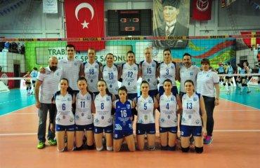 «Бухарест» стал обладателем женского Кубка Вызова волейбол, женщины, еврокубки, кубок вызова