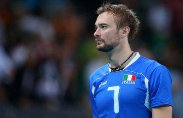 Диагональный сборной Италии Ласко перешёл в «Латину» волейбол, мужчины