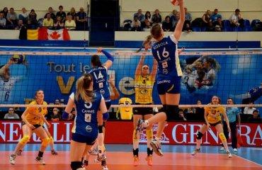 Надя Кодола: «Я пришла сюда, чтобы выиграть всё!» волейбол, женщины, украинки, украина, интервью, франция