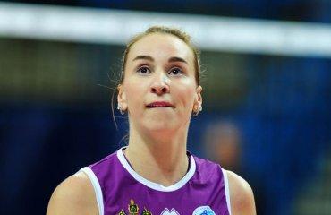 Соколова завершит карьеру по окончании сезона, но может сыграть на Олимпиаде Любовь Соколова