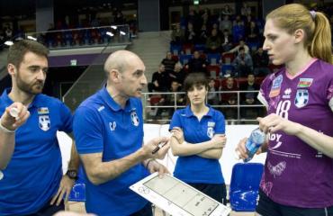 Скандал в азербайджанском волейболе волейбол, женщины, азербайджан