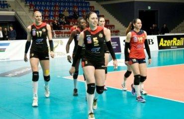 Азеррейл повел в финальной серии плей-офф чемпионата Азербайджана против Телекома Азерейл, Телеком