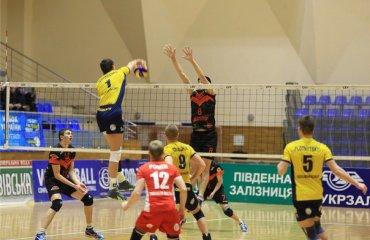 Расписание и трансляции второго тура второго этапа Мужской Суперлиги Украины волейбол, мужчины, суперлига, украина, трансляции, расписание