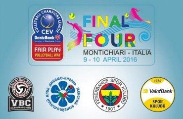 Расписание и трансляции Финала четырёх женской Лиги Чемпионов волейбол, женщины, лига чемпионов, трансляции