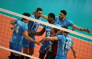 ВФВ оштрафовала «Зенит-Казань» на 40 тыс. рублей волейбол, мужчины, суперлига, россия