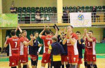 Стал известен квартет полуфиналистов мужской Суперлиги волейбол, мужчины, суперлига, украина