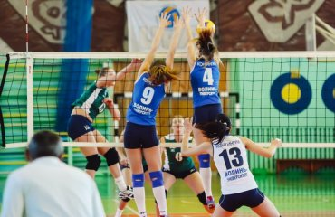 Вiнниця vs Луцьк. 5 партiй – один переможець волейбол, женщины, суперлига, украина