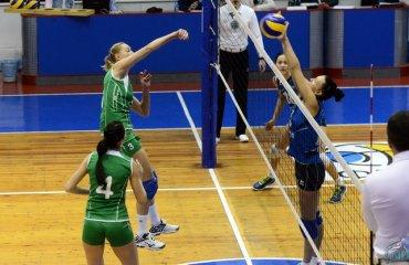 Дарья Дрозд: «Для меня играть в Запорожье – стресс, который придаст дополнительные силы» волейбол, женщины, суперлига, украина, интервью