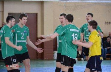"""ВК """"Днепр"""" победой завершает второй тур волейбольной Суперлиги волейбол, мужчины, суперлига, украина"""