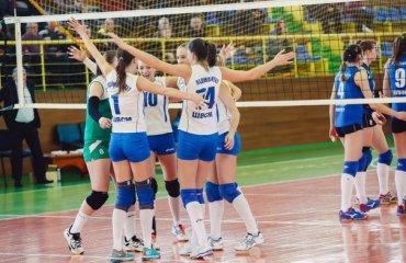 Суперліга (жінки). За 5-8-і місця. Вінниця перемогла Луцьк та зберегла інтригу волейбол, женщины, суперлига, украина