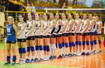 В Запорожье сыграет квартет сильнейших женских волейбольных команд Украины волейбол, женщины, суперлига, украина