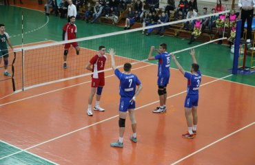 В Виннице и Сумах пройдут заключительные матчи второго этапа волейбол, мужчины, суперлига, украина