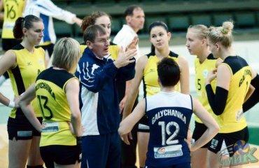 Андрій РОМАНОВИЧ: «Можемо боротися з кожною командою» волейбол, женщины, суперлига