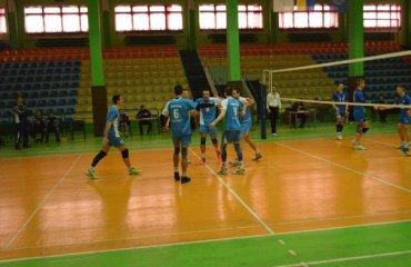 Сумчане были очень близки к успеху на домашней площадке волейбол, мужчины, суперлига, украина