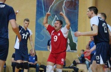 """""""Новатор"""" зробив перший крок до Суперлiги волейбол, мужчины, суперлига, украина, высшая лига"""