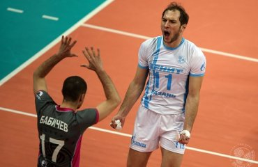 Андрей Ащев: «В «Финале четырех» Лиги чемпионов нет фаворита» волейбол, мужчины, лига чемпионов
