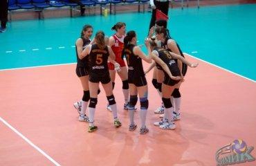 «Северодончанка» победила «Орбиту-ЗТМК-ЗНУ волейбол, женщины, суперлига, украина