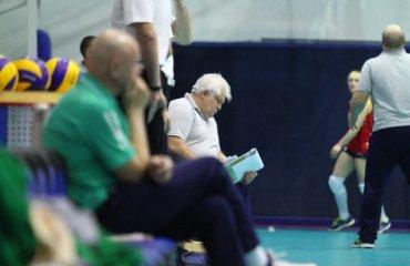 Игорь ФИЛИШТИНСКИЙ: «Мы недооценили защиту «Северодончанки» (ВИДЕО) волейбол, мужчины, суперлига, украина