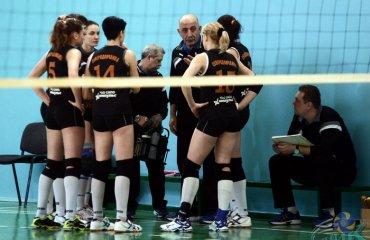 Гарий ЕГИАЗАРОВ: «Наша игра с «Орбитой» показала, что вопрос призовых мест остается открытым» (ВИДЕО) волейбол, женщины, суперлига, украина