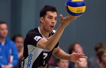 Связующий Кавика Шоджи близок к переходу в «Енисей» волейбол, мужчины, суперлига, россия, трансферы