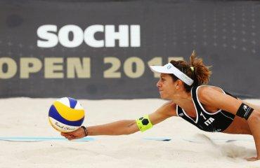 Призовой фонд этапа Мирового тура в Сочи составит $ 300 тыс. пляжный волейбол