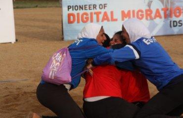 Египтянки покупают билеты в Рио волейбол, женщины, олимпийские игры, пляжный волейбол