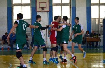 Суперлiга України. Ігри плей-офф за 5-6 місце волейбол, мужчины, суперлига, украина