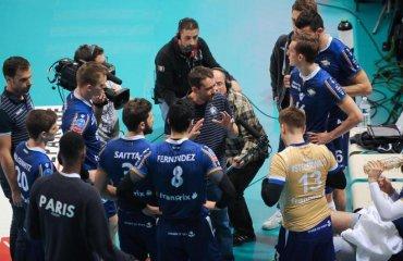 Сет и Тур выиграли первые матчи полуфинала плей-офф чемпионата Франции Сет, Тур