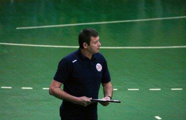 Юрий Филиппов: «Первый шаг к финалу сделан» волейбол, мужчины, суперлига, украина