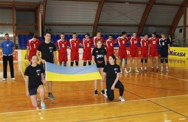 Юношеская сборная Украины сыграет в Испании волейбол, мужчины, сборная, украина