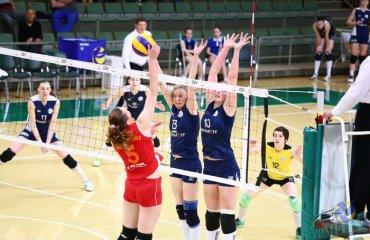 «Северодончанка» победила тернопольскую «Галычанку» волейбол, женщины, суперлига, украина