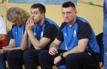 ВК «Новатор» не збирається міняти головного тренера волейбол, мужчины, суперлига, украина
