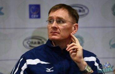 Андрей РОМАНОВИЧ: «Попадание в четверку было заданием №1» волейбол, женщины, суперлига, украина