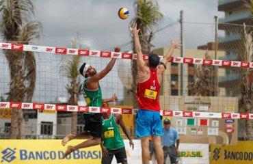 FIVB World Tour. Fortaleza Open. 26 апреля - 1 мая волейбол, мужчины, пляжный волейбол