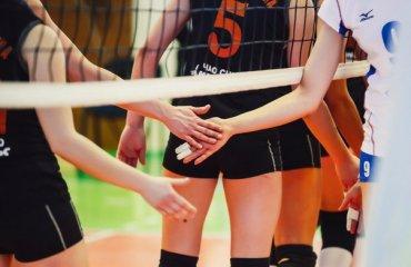 Расписание и трансляции 4-го финального тура женской Суперлиги Украины волейбол, женщины, суперлига, украина, трансляции, расписание